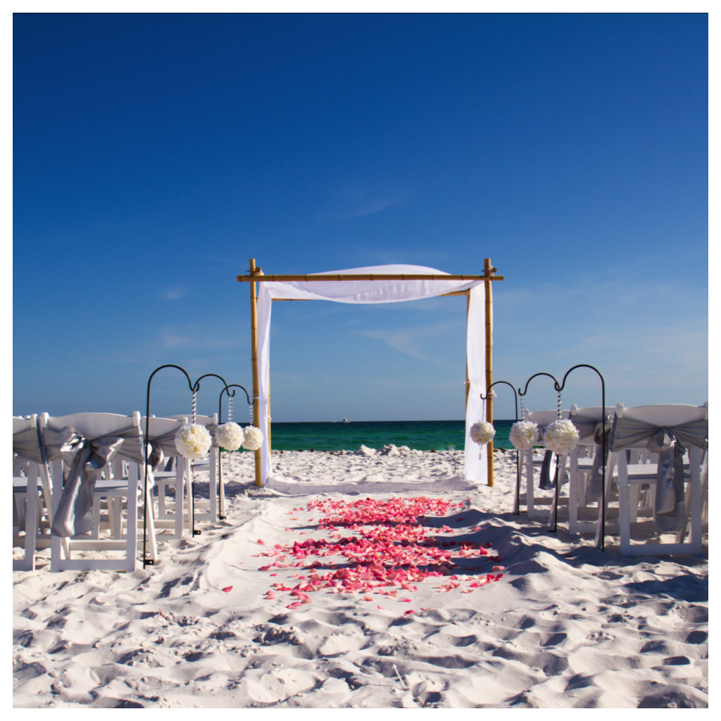 Real Destin Beach Weddings Jessica And Lawrence 187 Panama